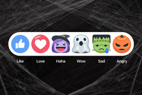 Facebook's Halloween Reactions Are Causing Offensive Situations