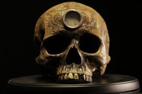 Meet The Artist Selling Human Skulls Online