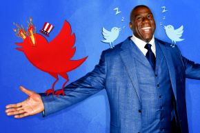 Magic Johnson Is Sports Twitter's Normcore King Of Takes