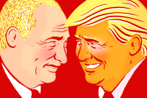 For Russia, A Trump Victory Gives Putin Free Rein