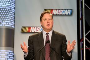NASCAR's CEO Won't Own His Trump Endorsement