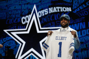 The NFL's Ezekiel Elliott Problem Isn't Going Away