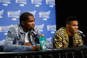 The Westbrook-Durant Beef Is Beautiful And Should Last Forever