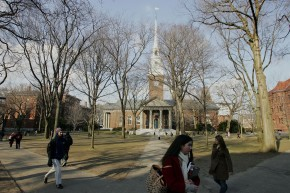 Harvard's Sexual Scouting Report Problem Just Got Worse