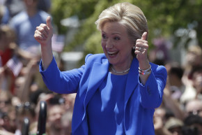 If The Election Was Overseas, Hillary Would Win In A Landslide