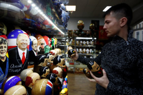 Russians And Ukrainians Are At Odds Over Trump Victory