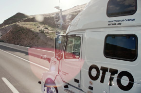 The Self-Driving Truck That May Have Broken Nevada Law