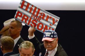 Trump Diehards Furious After He Drops Threats To Prosecute Clinton