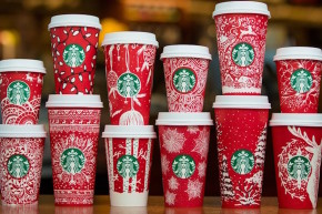 Starbucks Debuts Holiday Cups Designed To Bring Us Together