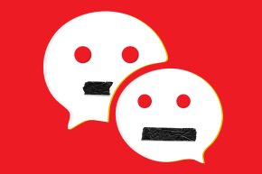 Study: Chinese App WeChat Censors Chinese Users More