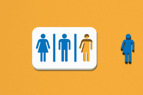 Most Trans Americans Are Afraid To Use Public Bathrooms