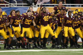 Minnesota Football Babies Still Mad Over Suspensions For Rape