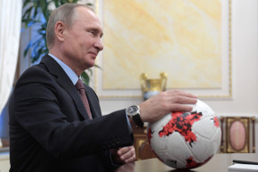 FIFA 17 Is Gay Propaganda Per Russian Politicians