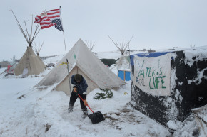 Ace Accused Of Refusing To Sell Supplies To Pipeline Protesters