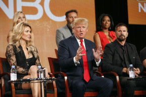 "Despite Reports, Trump Claims He Has ""Nothing"" To Do With ""Apprentice"""