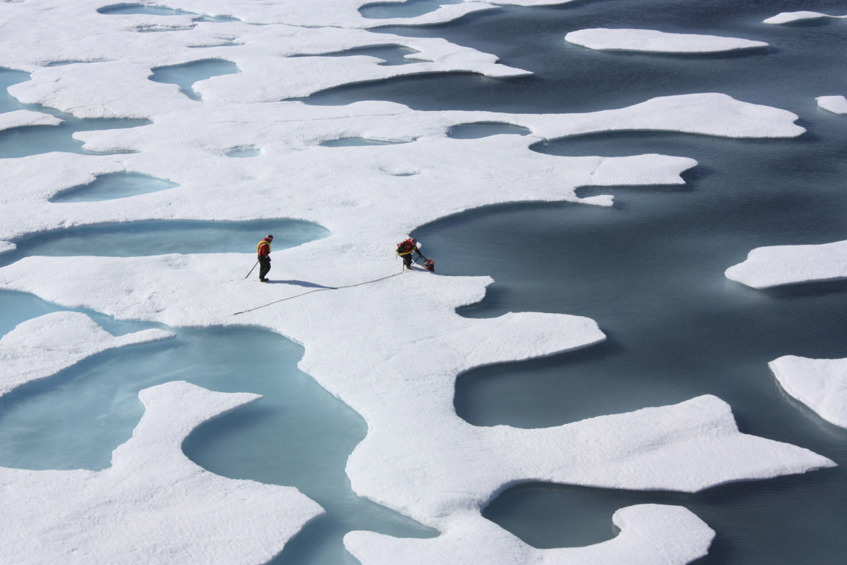 Obama To Ban Offshore Drilling In Arctic Ocean