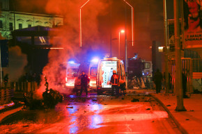 Several Feared Dead Following Blasts In Istanbul