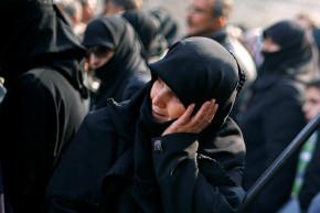 Fearing Rape, Some In Aleppo Contemplate Death