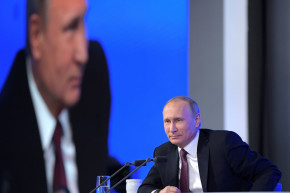 Vladimir Putin Gloats At The End Of His Very Successful Year
