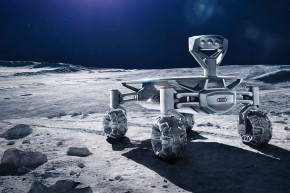 Audi Sets Its Sights On The Moon