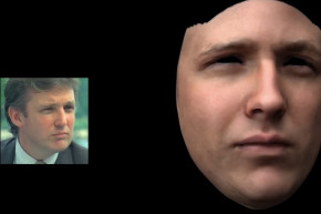 AI Can Turn A Photo Of Your Face Into An Uncanny 3D Model