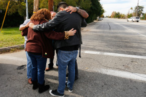 San Bernardino At One Year: Mourning And Memorials For Victims