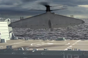 The Navy's Concept Drone Is Ultra Versatile
