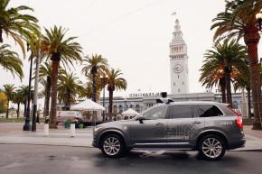The DMV Ends Uber's San Francisco Self-Driving Car Trial