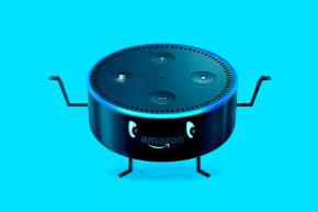 Amazon's Alexa Is In All The 2017 Gadgets