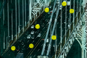 Memo: New York Called For Face Recognition Cameras At Bridges, Tunnels