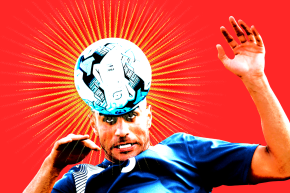 Study: Heading The Ball In Soccer May Cause Concussion Symptoms