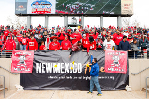 One Reporter Has The University of New Mexico Freaking Out