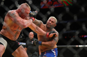 Mark Hunt Sues UFC And Brock Lesnar Over Doping
