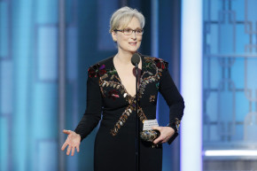 Trump Calls Meryl Streep 'Over-Rated' In Very Predictable Tweet