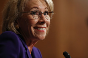 Betsy DeVos's Title IX Stance Could Kill Any Hope For Progress