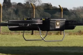 Army's Hoverbike Prototype Soars During Flight Test