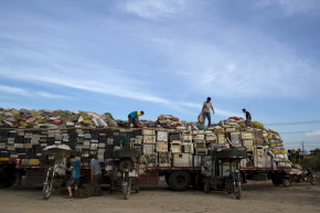 UN: E-Waste In Asia Skyrockets Every Year