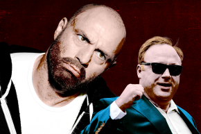 Alex Jones And UFC Screamer Joe Rogan Trade Conspiracies