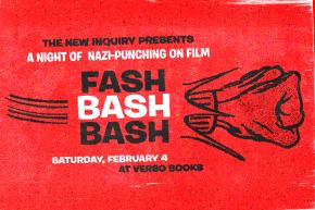 A Nazi-Punching Film Festival Celebrated, Well, Punching Nazis