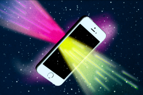 When Your Phone Freezes, It Could Be Outer Space That's To Blame
