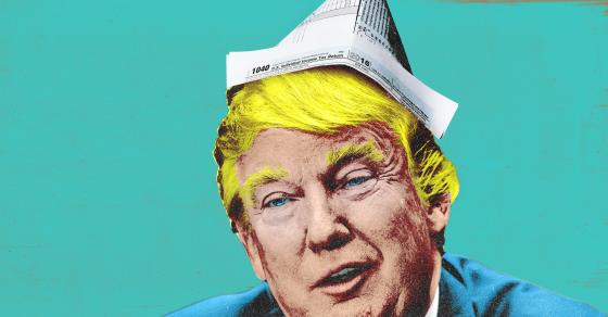 1,000,000+ Demand Trump's Tax Return, Smashing Petition Record (vocativ.com)