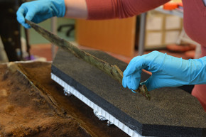 3,000-Year-Old Sword Found In Scotland