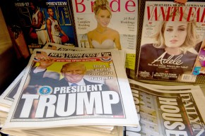 New York Post Sued For Firing Writer Over Trump Tweets
