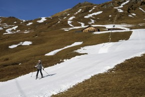 Snow Will Soon Be Thing Of The Past For Alpine Ski Resorts