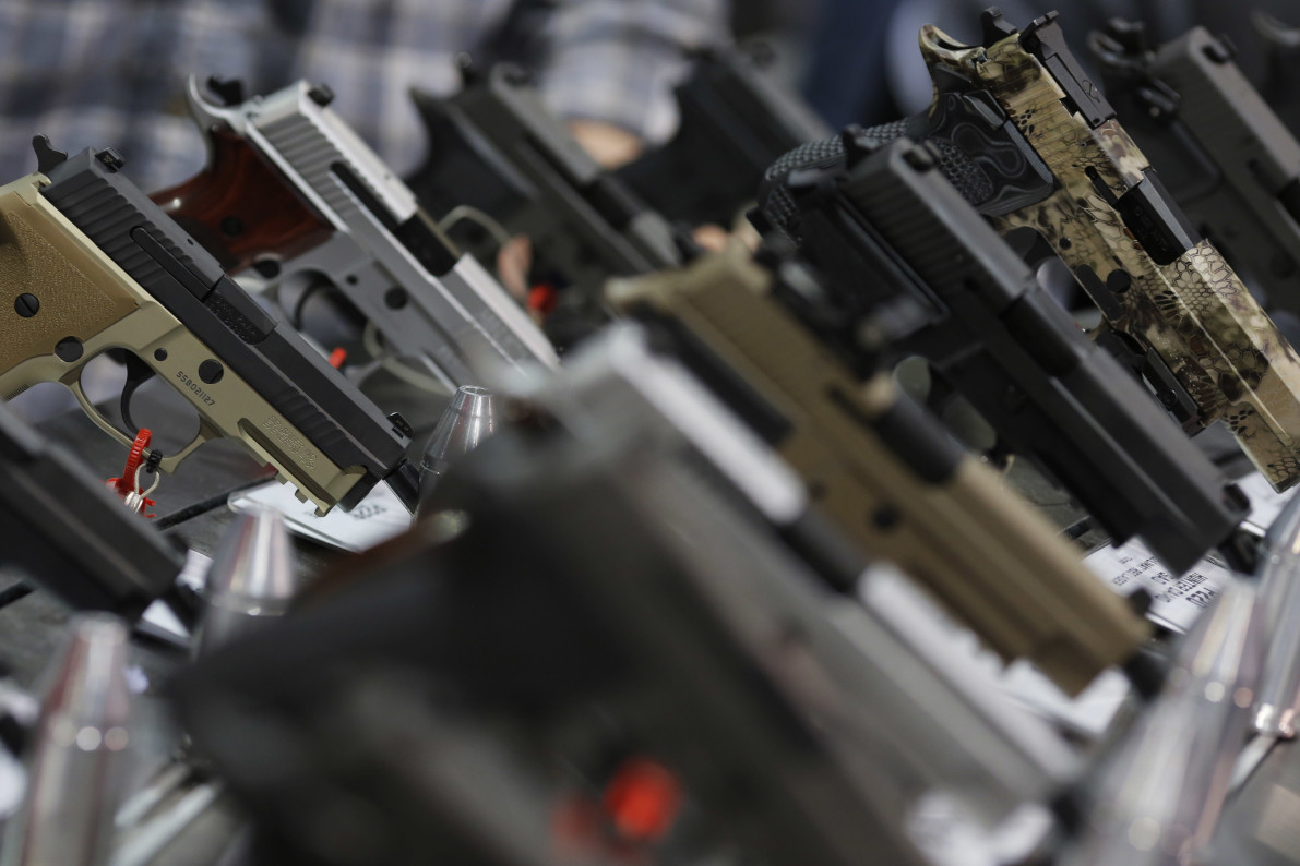 Congress blocks rule barring mentally impaired from purchasing guns