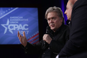 Breitbart News Racks Up Anti-Semitic Commenters Under Bannon