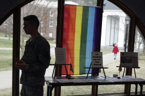 Trans Woman In Running For 'Military Spouse Of The Year'
