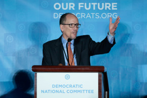 After Close Race, Perez Is Elected DNC Chair