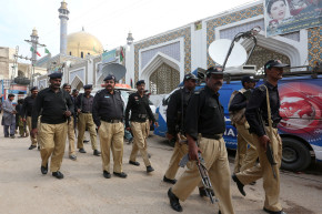 ISIS Claims Bloody Shrine Bombing That Left 88 Dead In Pakistan