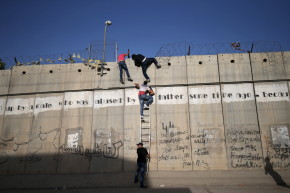 A Border Wall Isn't a 'Great Idea.' Just Look at Israel
